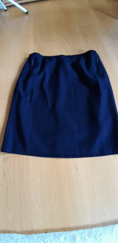 Canda Midi-rok donkerblauw