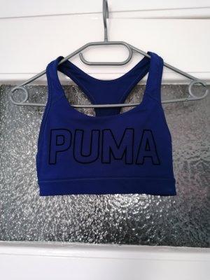 dunkelblauer SportBH von Puma