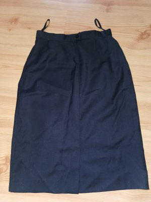 Best Connections Tweedowa spódnica ciemnoniebieski