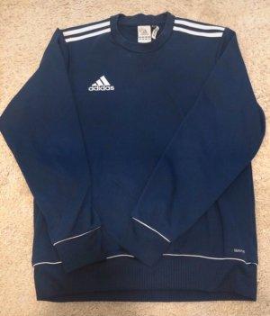 dunkelblauer Sweater von Adidas