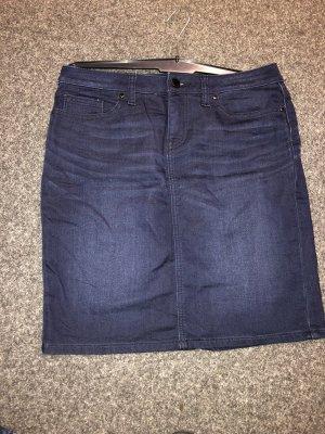 Tommy Hilfiger Gonna di jeans blu scuro