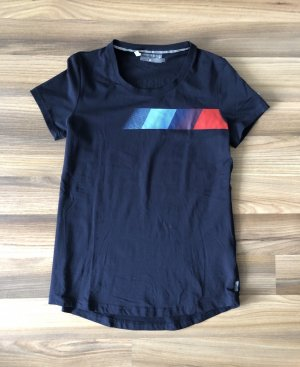 Dunkelblaues BMW Motorsport T-Shirt
