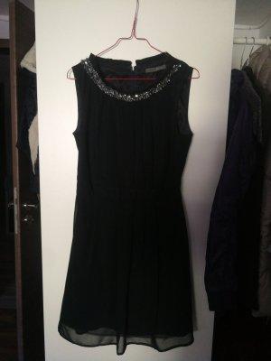dunkelblaues cocktail Kleid