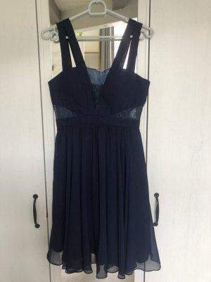 Laona Cocktail Dress dark blue-blue