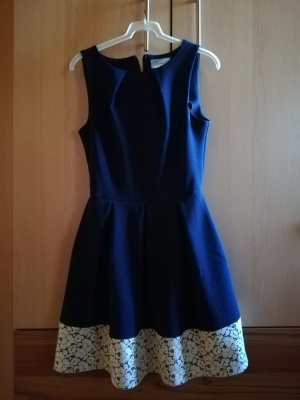 Closet Cocktail Dress dark blue