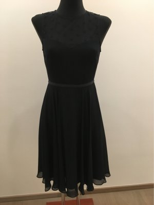 Dunkelblaues elegantes Kleid von Hobbs