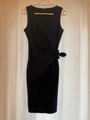 Dunkelblaues Etui-Kleid Esprit