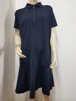 dunkelblaues Freizeitkleid von heine NEU mit Etikett Gr. 38