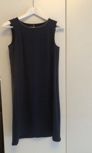Dunkelblaues Kleid, Esprit