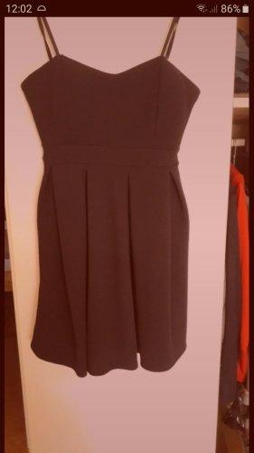 Dunkelblaues Kleid, Größe S