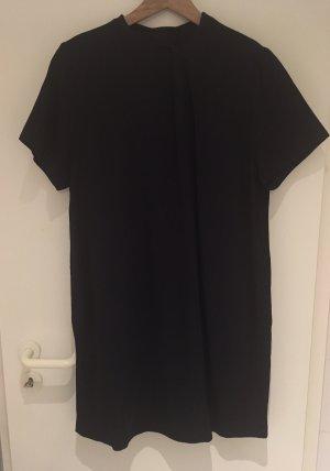 Dunkelblaues Kleid mit Rücken-Ausschnitt von COS in Größe 38 (40)
