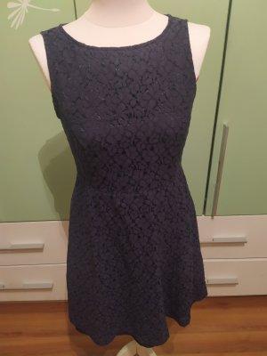 Dunkelblaues Kleid von Montego