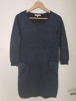 Dunkelblaues Kleid von SANDRO