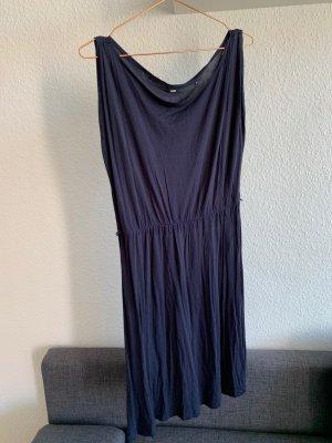 dunkelblaues Kleid, WE, Größe M