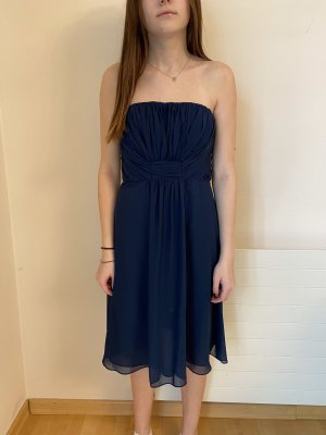 Montego Sukienka gorsetowa ciemnoniebieski