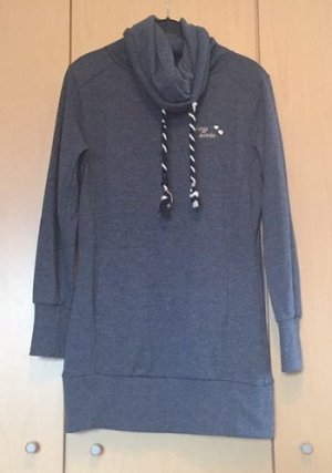 Dunkelblaues Long-Sweatshirt