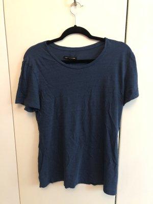 Dunkelblaues rag & bone T Shirt