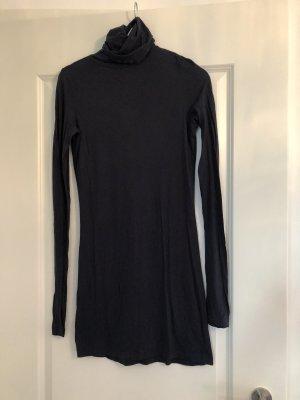 0039 Italy Sukienka mini ciemnoniebieski