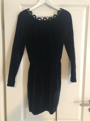 Moschino Evening Dress dark blue