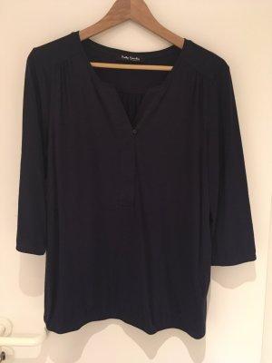 Dunkelblaues Shirt von Betty Barclay in Größe 40