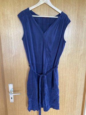 s.Oliver Summer Dress blue lyocell