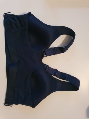 Hennes Collection by H&M Canotta sportiva blu scuro