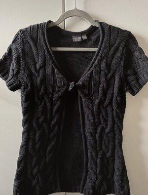 Esprit Veste en tricot bleu foncé