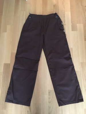 Blumarine Jersey Pants brown cotton