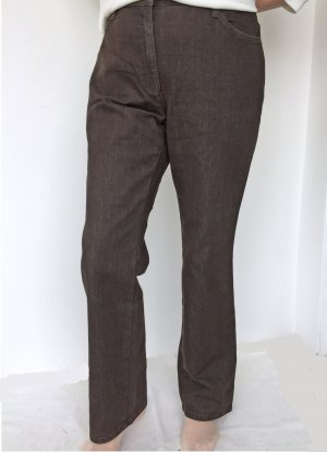 dunkelbraune  Jeans von Brax, Größe 46