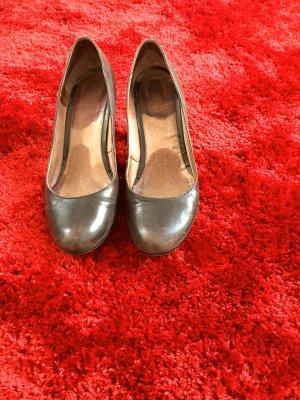 Zign Chaussure décontractée brun noir cuir