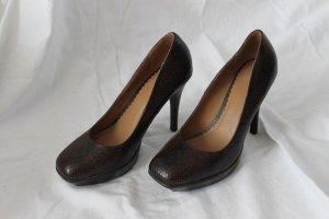Akira High Heels dark brown