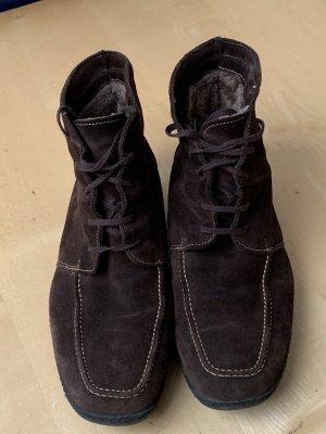 Winter boots bruin