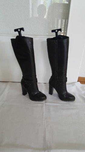 dunkelbrauner Stiefel von Conleys