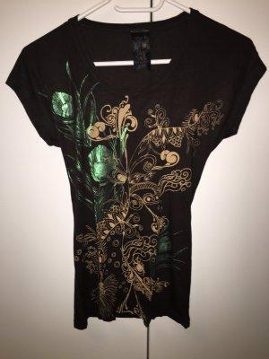 Dunkelbraunes Shirt von Review