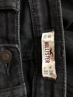 Hollister Jeans skinny grigio scuro