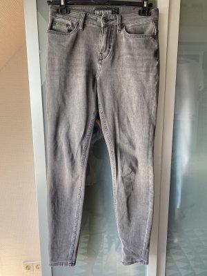 dunkelgraue Jeans Drykorn