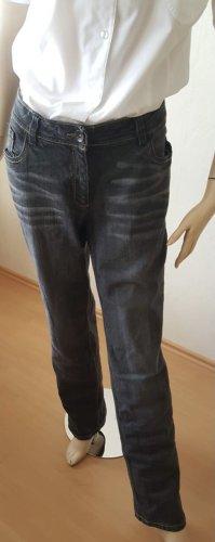 Dunkelgraue Jeans Größe 44 von Cecilia Classics