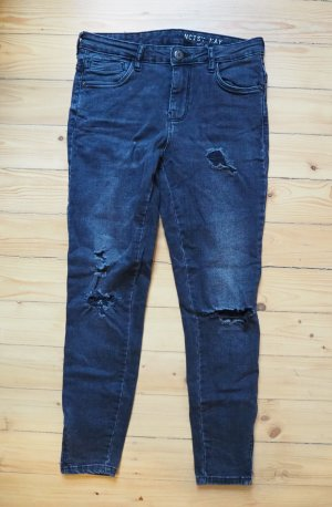 Dunkelgraue Jeans Noisy May W27 L30