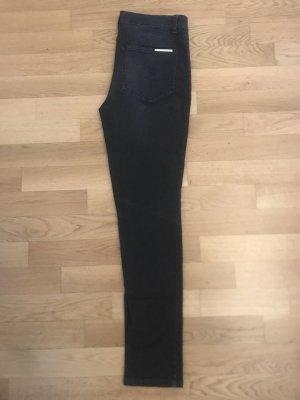 By Marlene Birger Straight Leg Jeans dark grey