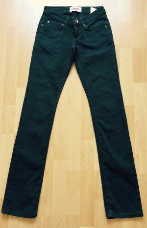 Dunkelgraue Jeans von Only in der Größe 32