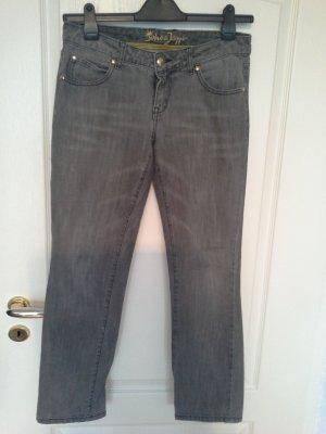 dunkelgraue Jeans von Soho&Jagger