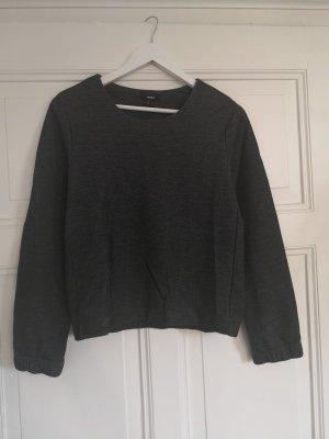 Mexx Crewneck Sweater dark grey viscose