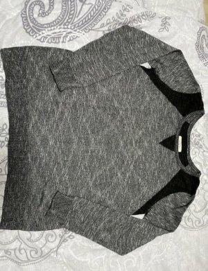 Dunkelgrauer Pullover von Wrangler