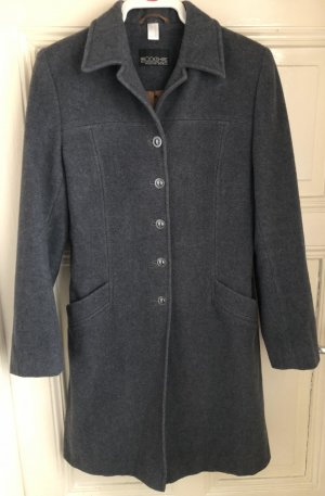 Brookshire Wool Coat anthracite wool