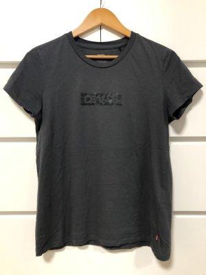 Dunkelgraues Levi's T-Shirt, neuwertig