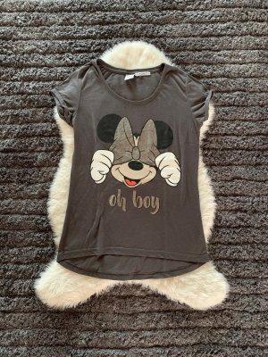 Disney Print Shirt anthracite-dark grey