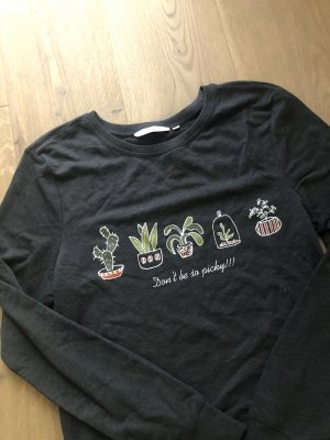 Dunkelgraues Sweatshirt C&A Gr. S