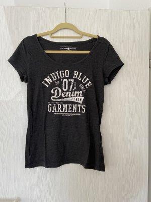 Dunkelgraues Tom Tailor Shirt