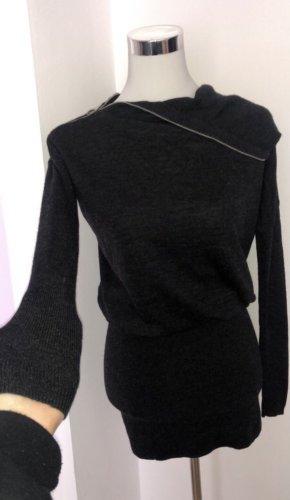 Dunkelgraues Winterkleid von Allsaints