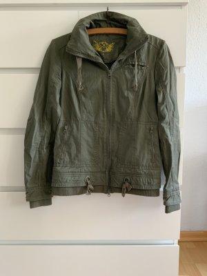 Bomber Jacket multicolored cotton